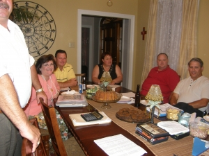 July 12 meeting - Nob, Karen, Jeff, Kim, Phillip and Randy